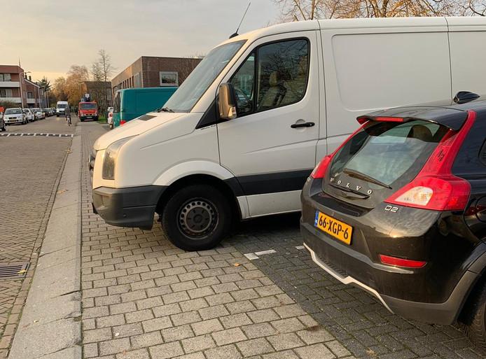 Veel overlast rond gratis parkeerplek aan Assendorperdijk
