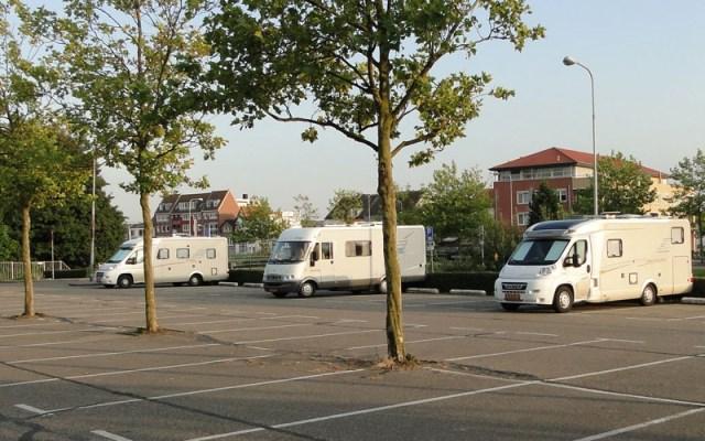 Camperplaatsen in Hulst worden verdubbeld voor evenement !!