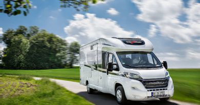 Hiddink nieuwe dealer Malibu campers