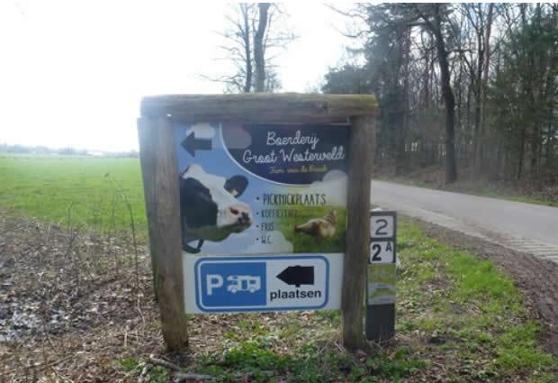 CP Boerderij Groot Westerveld – Terschuur Gelderland