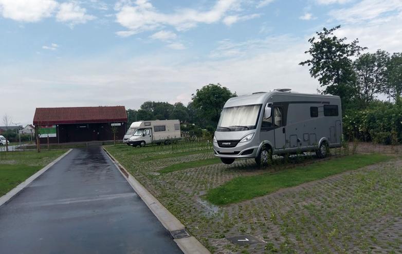 Impuls voor camperplaatsen in Vlaanderen