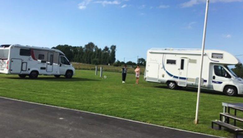 Nieuwe camperlocatie in Gistel
