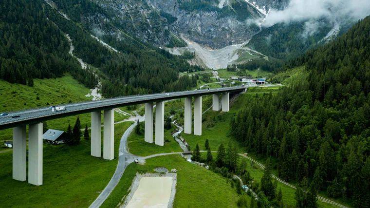 Oostenrijk: Controle van doorgaand verkeer op lokale wegen