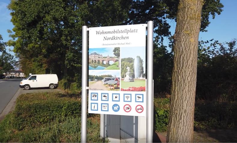 CP Nordkirchen, Nordrhein-Westfalen