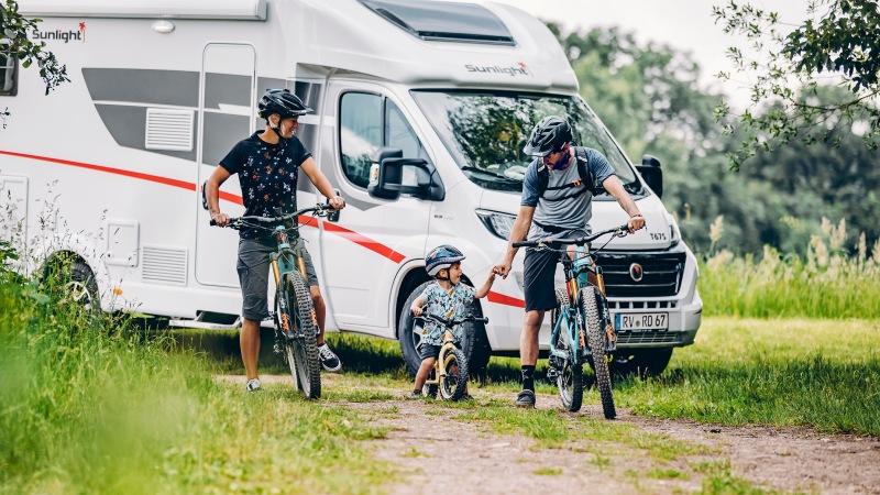 Op campervakantie in Nederland