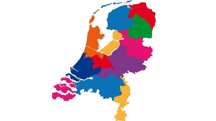 Camperplaatsen in Nederland
