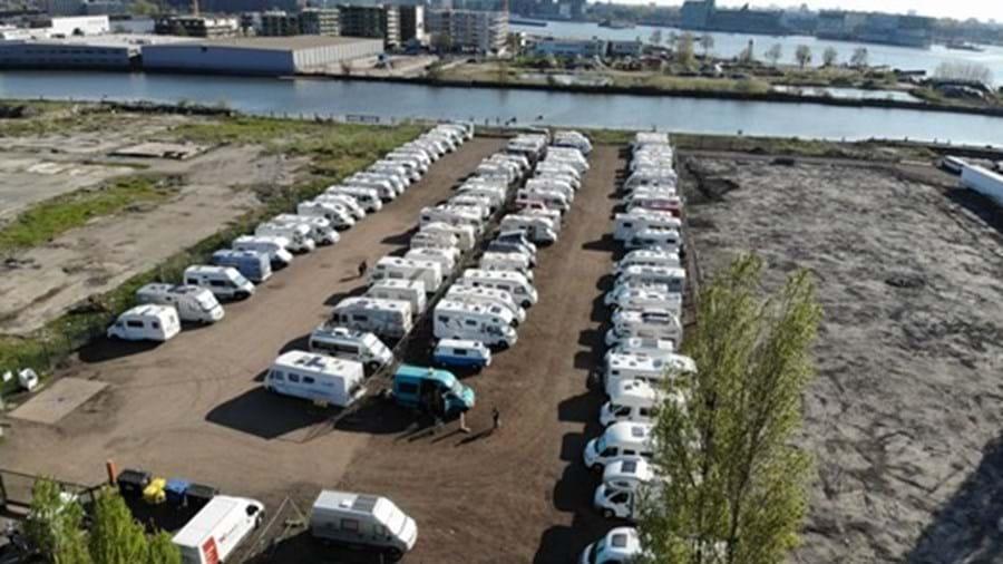 Amsterdam City Camp sluit zijn deuren