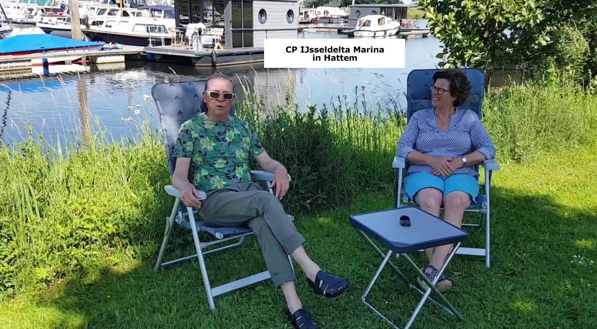 CP IJsseldelta Marina in Hattem. Interview met eigenaresse Marie Sophie Jorna.