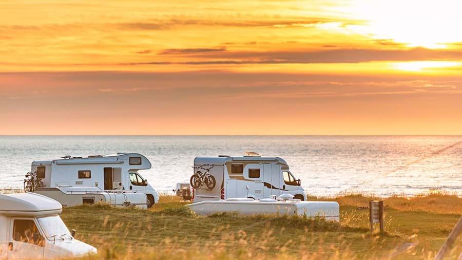 Verkoop campers groeit explosief