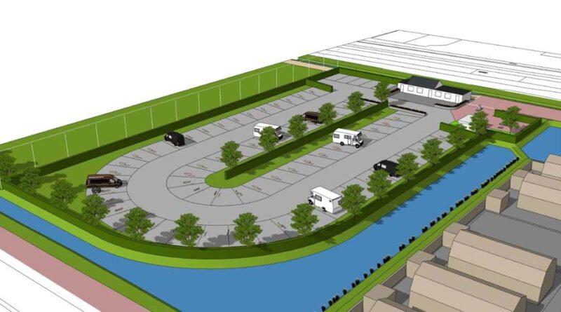 Camperpark Kinderdijk verhuist !!