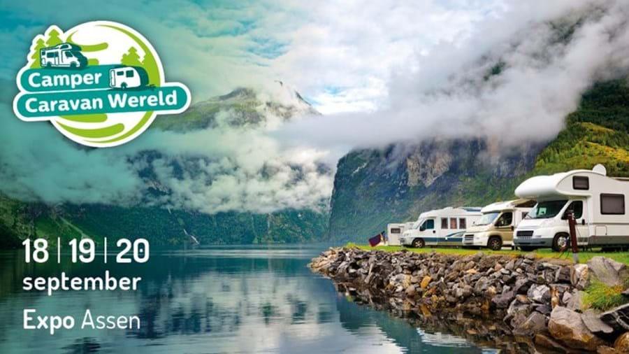 Camper Caravan Wereld gaat door !!!