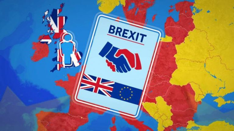 Met de Camper naar Groot-Brittannië na 1 januari 2021