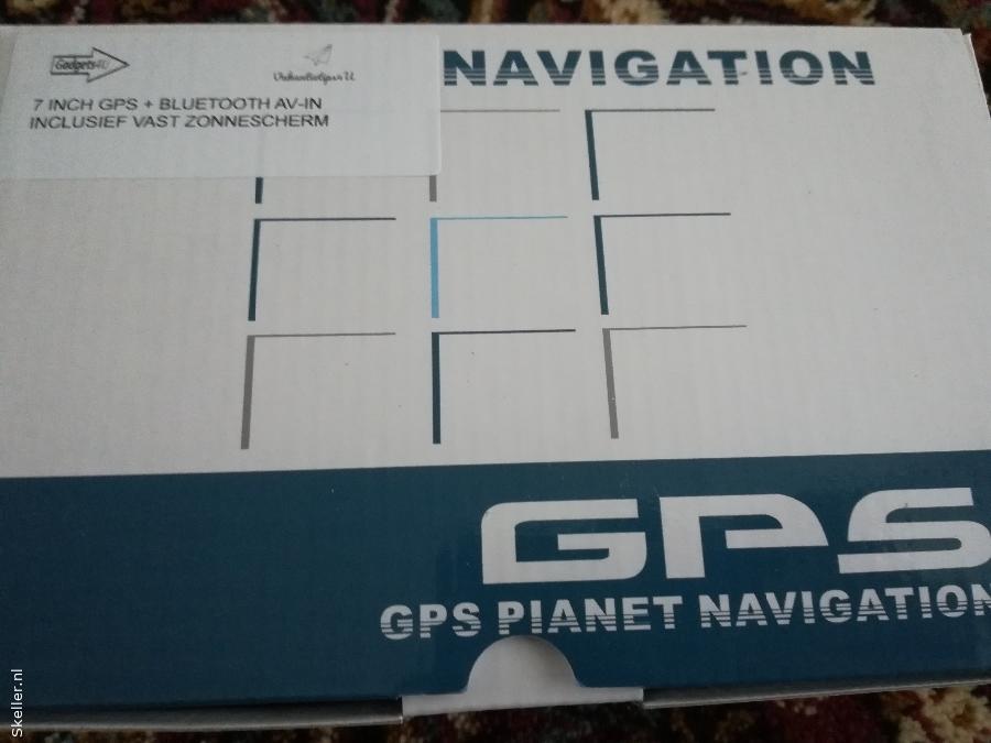 Navigatie te koop