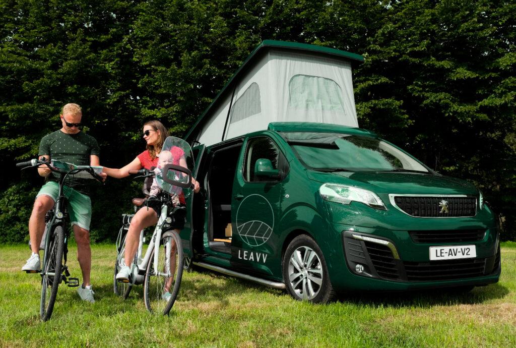 Huur een elektrische camper voor een duurzame roadtrip vakantie!
