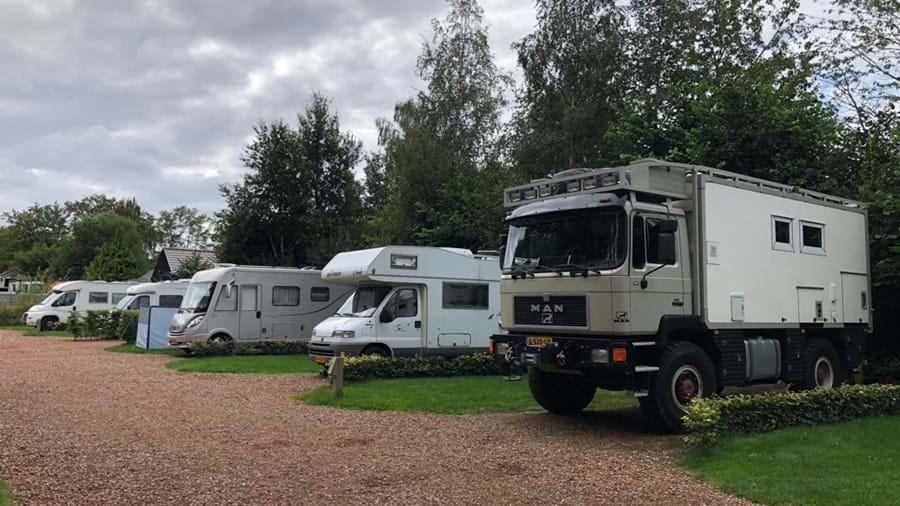 Appelscha krijgt meer camperplaatsen