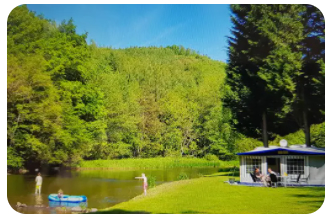 Camping de l'Ourthe (La Roche-en-Ardenne)