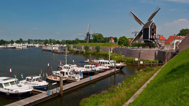 Er zijn plannen voor een nieuwe camperplaats in Heusden.