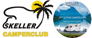 Camperclub Stickers