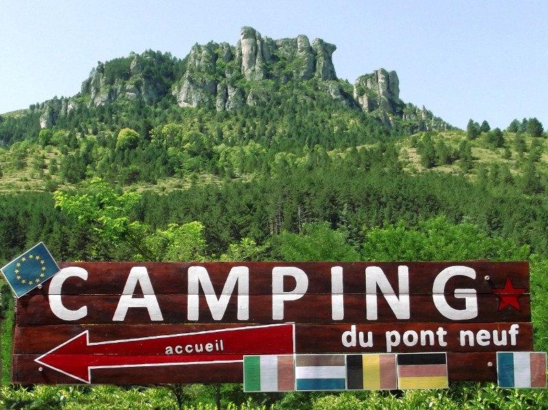 Camping Du Pont Neuf (midi Pyrenees)