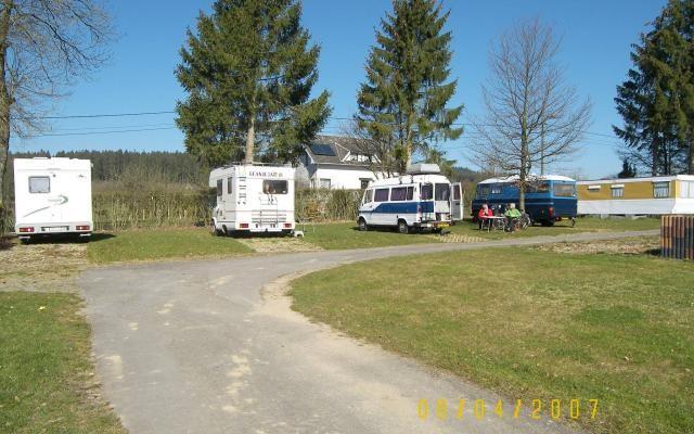 Camping Oos Heem (Belgische Ardennen)