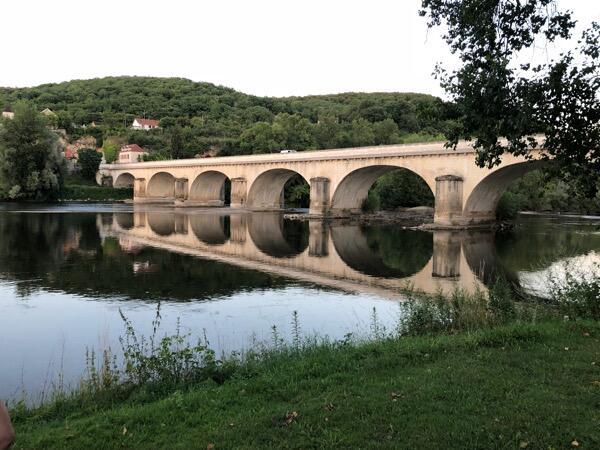 Camping Municipal du Pont de Lanzac (midi Pyrenees)