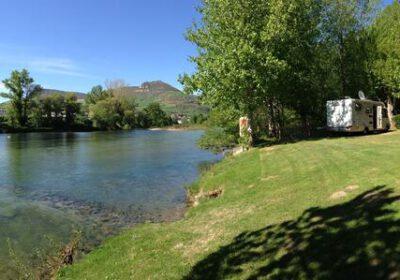 Camping Les Erables (Millau)
