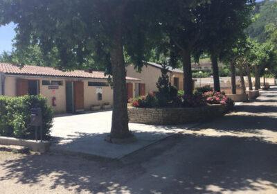 Camping Sites et Paysages Les 2 Vallées (midi Pyrenees)