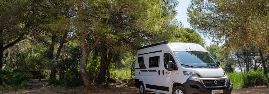 Verkoopcijfers van caravans en campers blijven maar stijgen