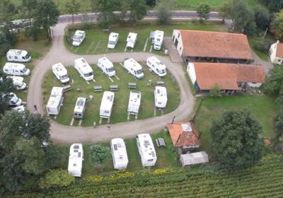 Camperplaats Budel