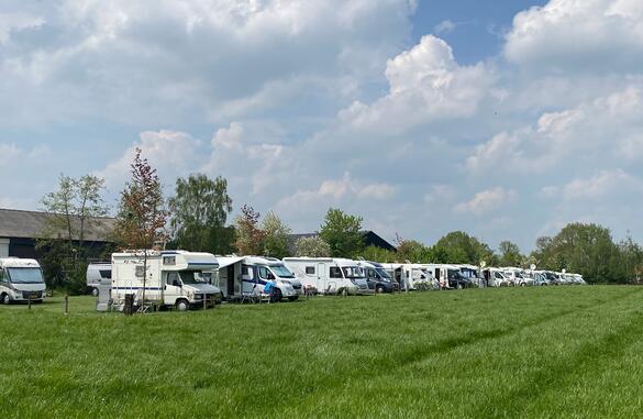 Camperplaats Erve Roos