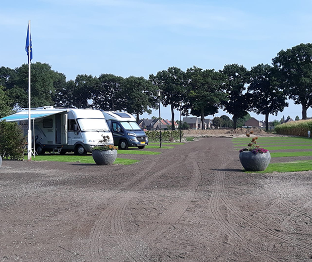 Camperplaats Kessel